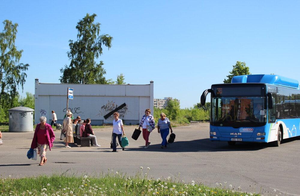Коллапс приближается: введение бесплатного проезда на уездных автобусных линиях обещает массу серьезнейших проблем в нарвском регионе