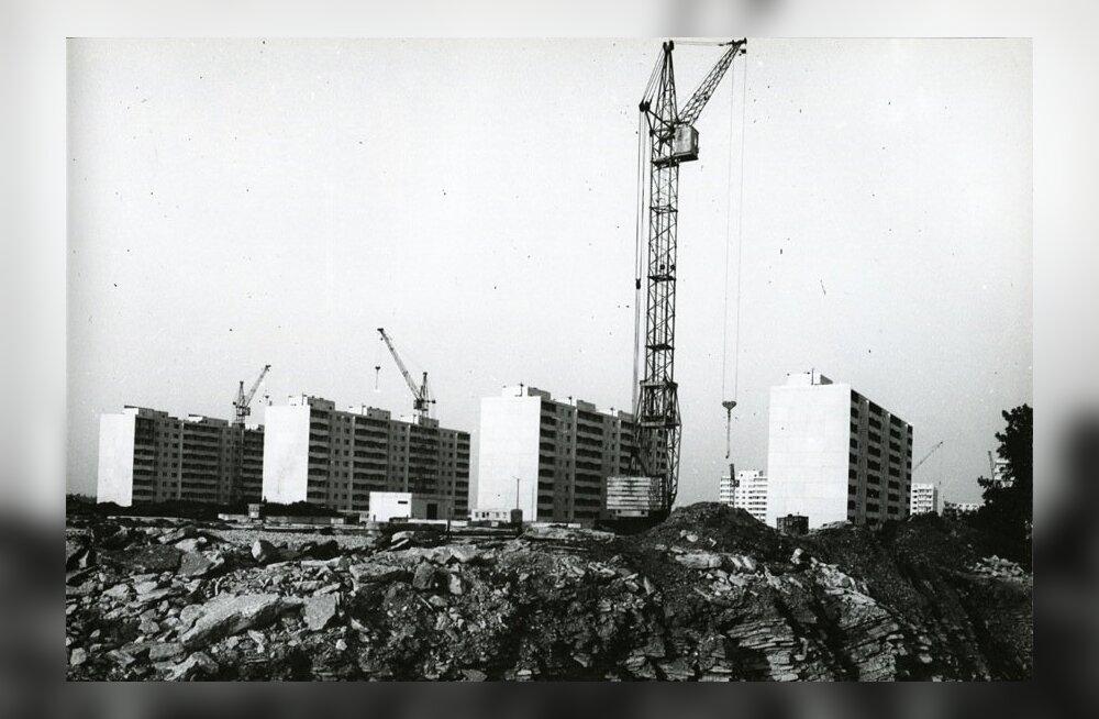 Lasnamäe ehitamine
