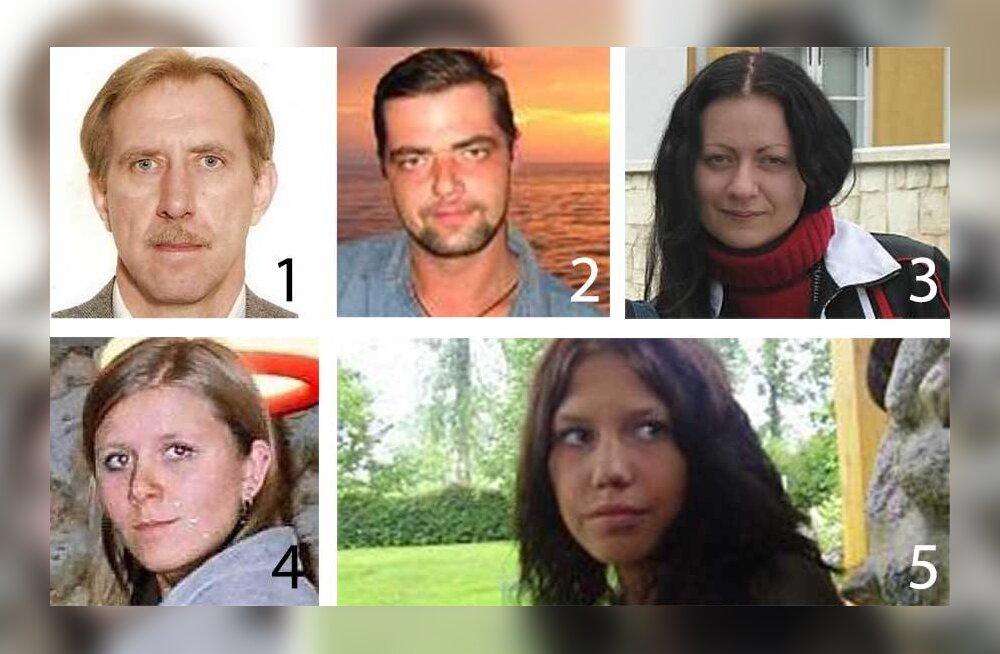 10 000 евро — за информацию: этих жителей Эстонии ищут уже очень давно, и о их судьбе до сих пор ничего не известно