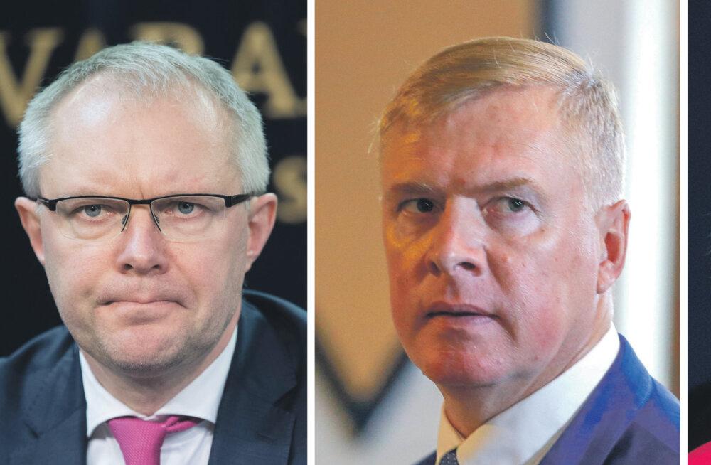 MEIE MAA | Saarlased ei pruugi tulevikus riigikogusse enam pääseda