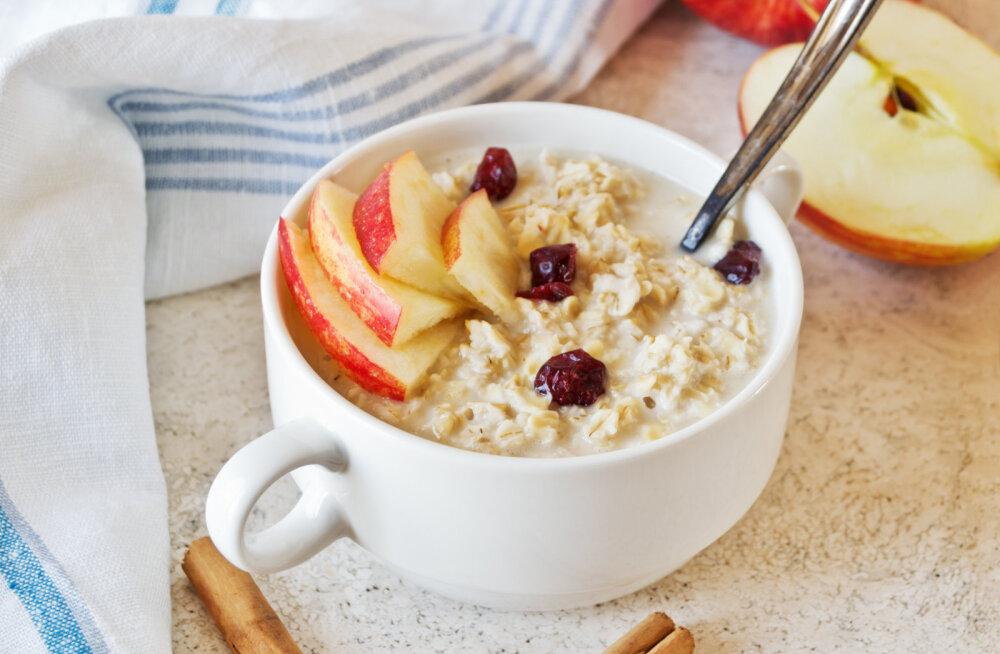 Kas puder hommikusöögiks on igav? Proovi neid 7 trikki!