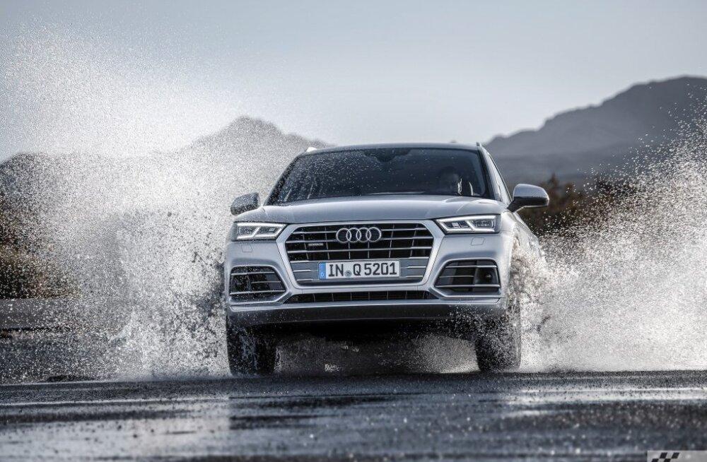 Saage tuttavaks: Härra Täiuslik, sõpradele lihtsalt Audi Q5
