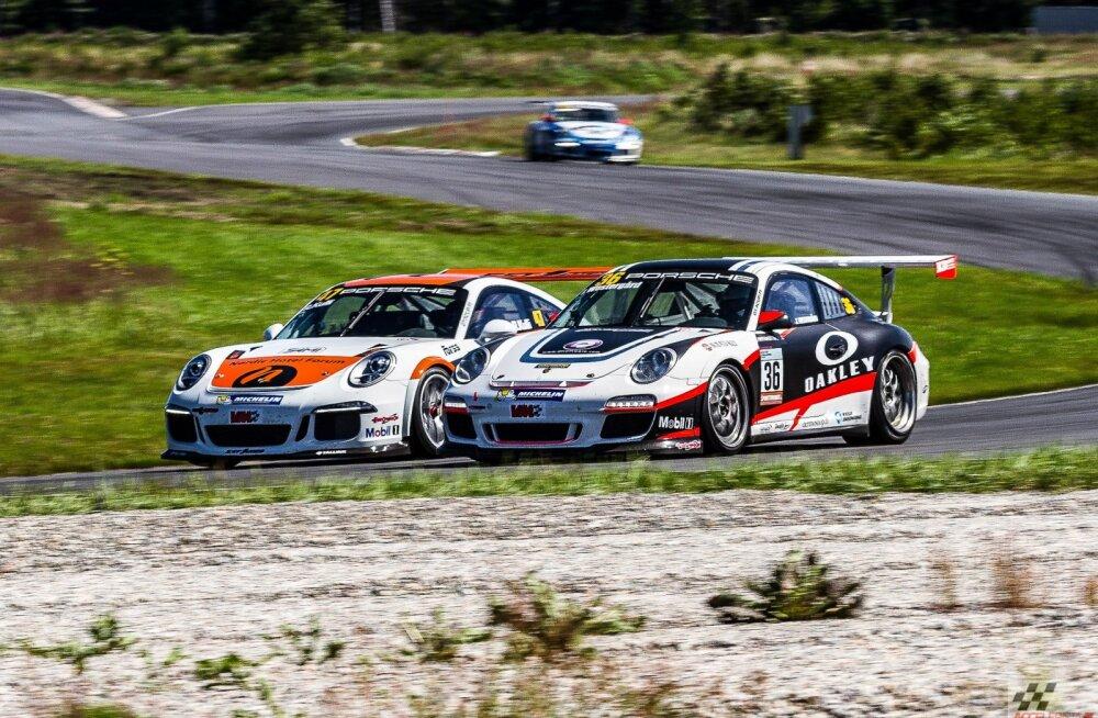 Raimo Kulli, mees, kes Eestis Porschega kõige kiiremini sõidab