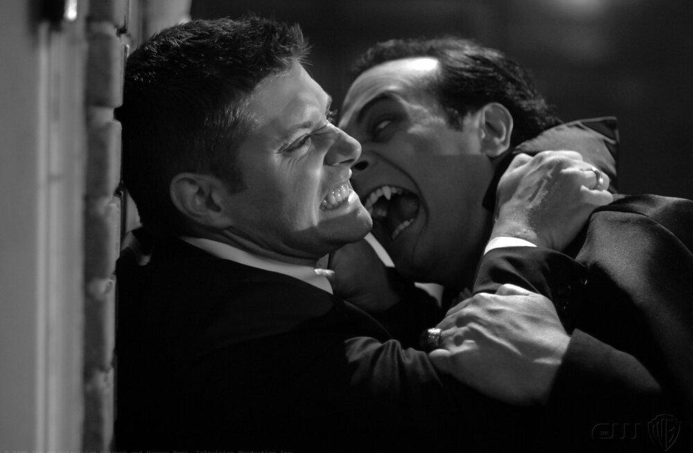 Teadlased arvutasid välja, kui ruttu vampiirid inimkonna hävitaksid