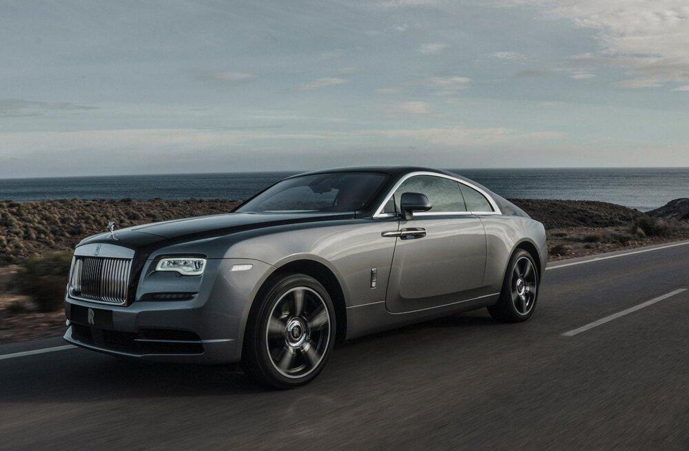 Kõik armastavad Rolls Royce'i: loe, milliseid luksusbrände tänapäeva hittlaulud enim mainivad