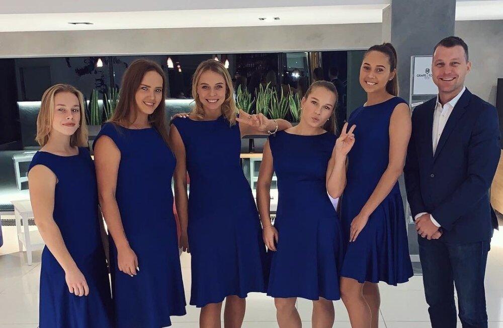 Tennis - Eesti  naiste koondis