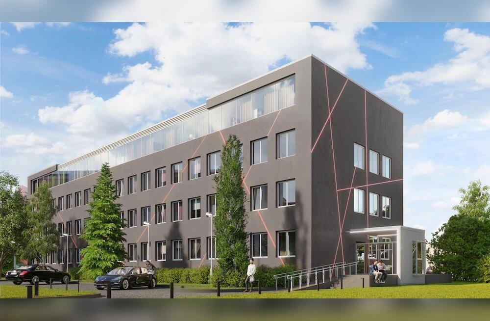 Бывшее главное здание Eesti Energia превратится в модный дом со съемными апартаментами