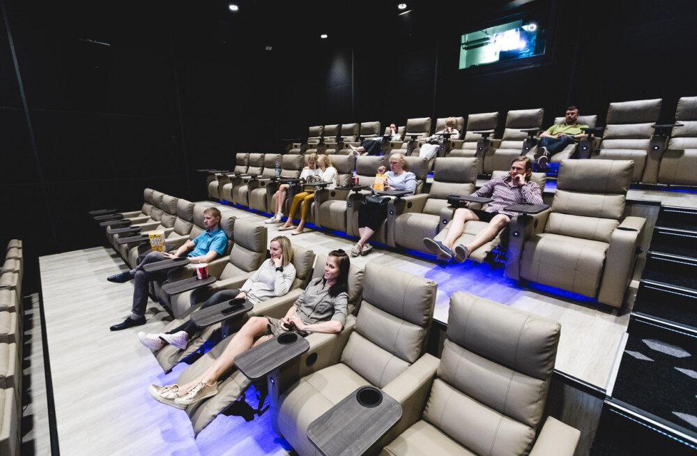 Глава Forum Cinemas в странах Балтии: кинотеатры делают ставку на повышение комфортности