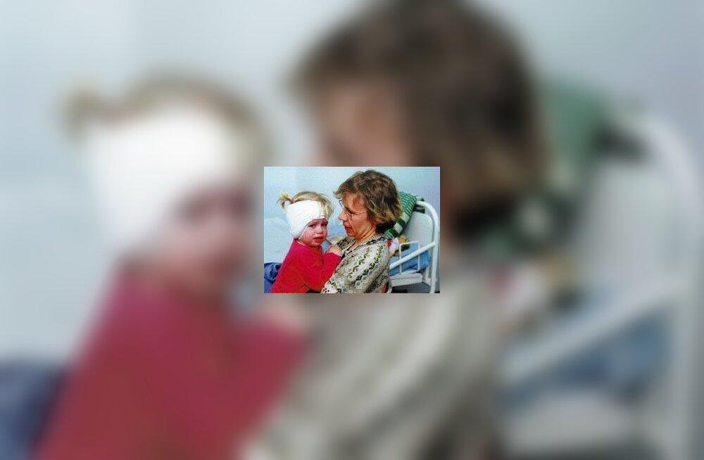 Pähe opereeritud arvuti pani kaks kurti kuulma