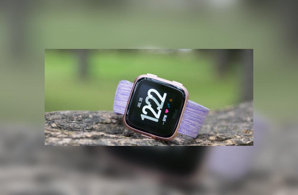 TEST | Fitbit Versa – mitte ainult iluasi, vaid ka ideaalilähedane nutikell