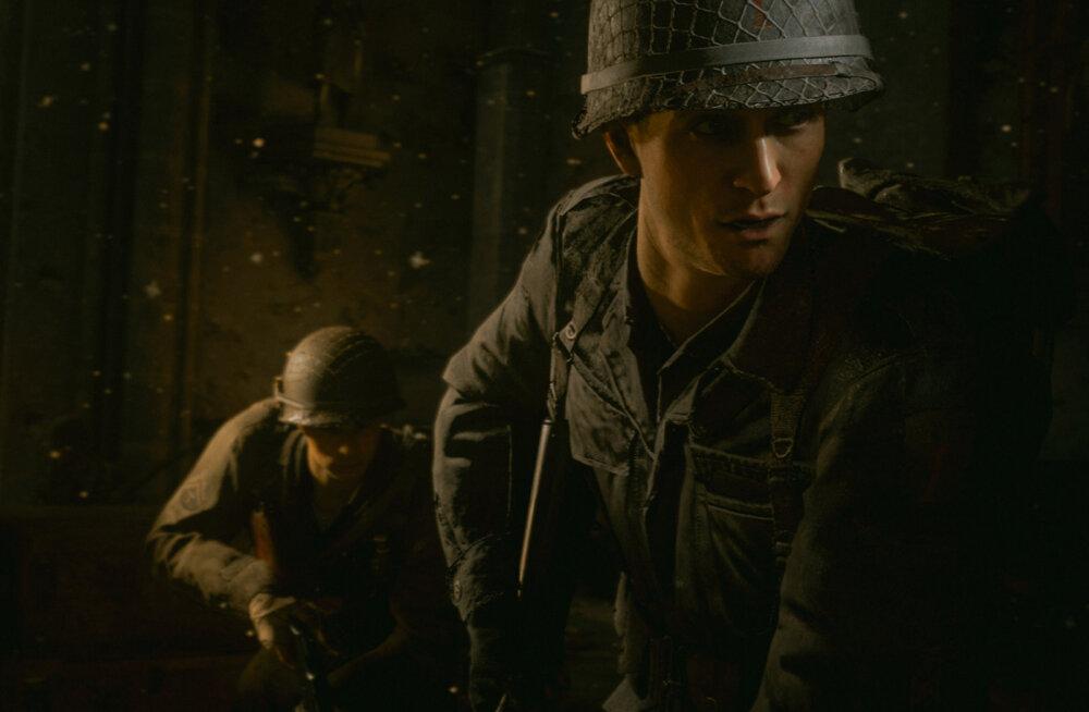 30. oktoober kuni 5. november: uusi videomänge – Call of Duty: WWII, Etrian Odyssey V, Bubsy the Bobcati naasmine!