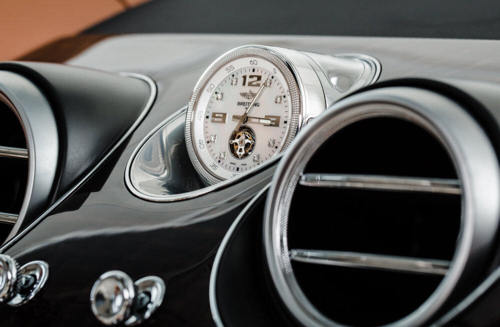 Luksusautode hämmastava hinnaga hämmastavad lisad