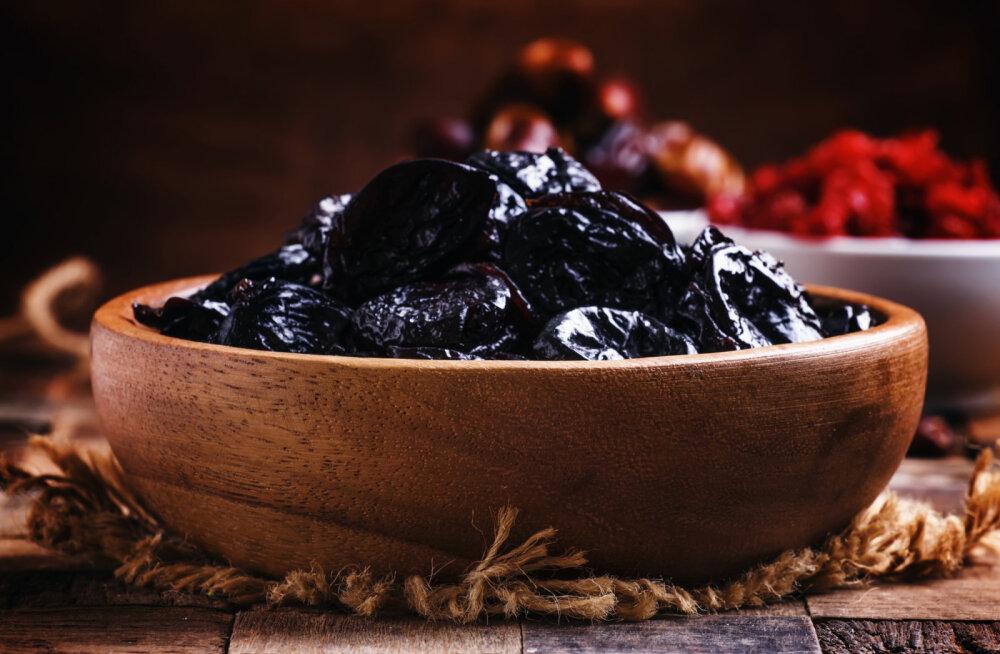 Mustad ploomid aitavad kontrollida kehakaalu ja hoida ära II tüübi diabeeti