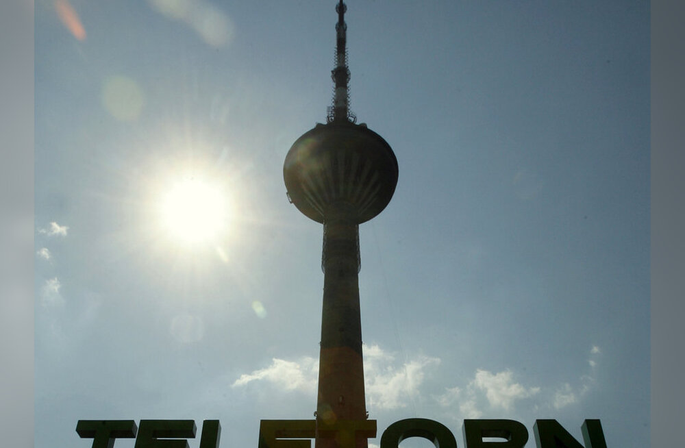 Tallinna teletorn suletatakse külalistele