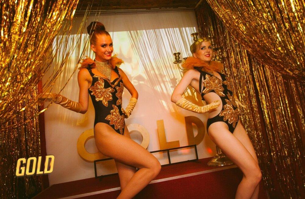 """Lounge Deja Vu pidu """"Gold"""" 3.07"""