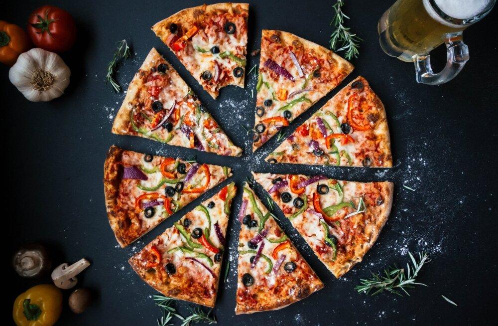 Nädala TEST | Koosta pitsa ja saad teada, kas oled suhtleja või pigem eraklik