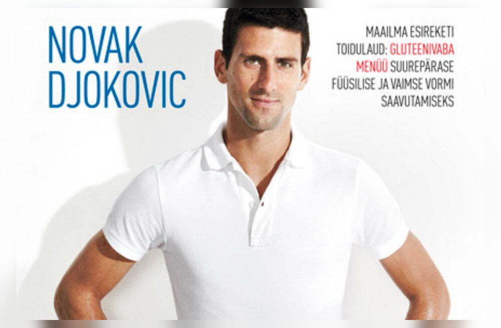 Alkeemia lugemisnurk. Õige toitumine viis tipptennisisti Novak Djokovici maailma absoluutsesse tippu