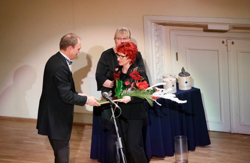 FOTOD | Gustav Ernesaksa Fondi 2018. aasta peapreemia pälvis Lydia Rahula