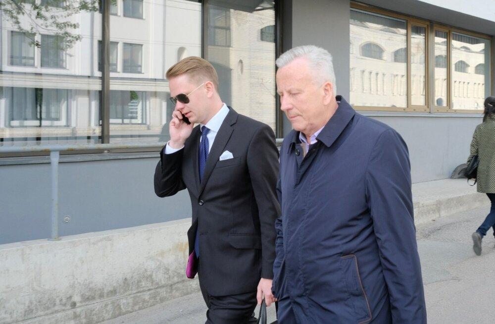 Arvo Sarapuu lahkub KAPOst