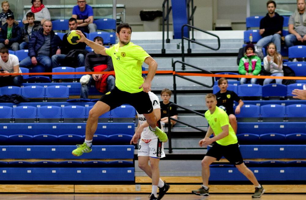 Tallinna käsipalliturniiril jätkavad täiseduga Stockholmi, Kaunase ja Kehra klubid