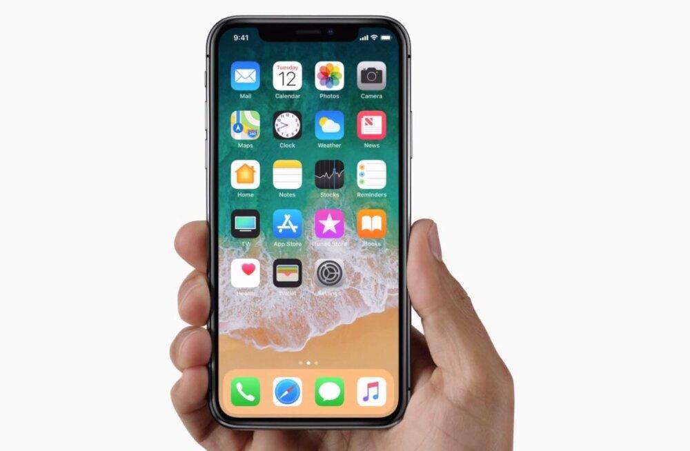 X: rekordkallis iPhone, aga ka rekordkallis iPhone, mida parandada