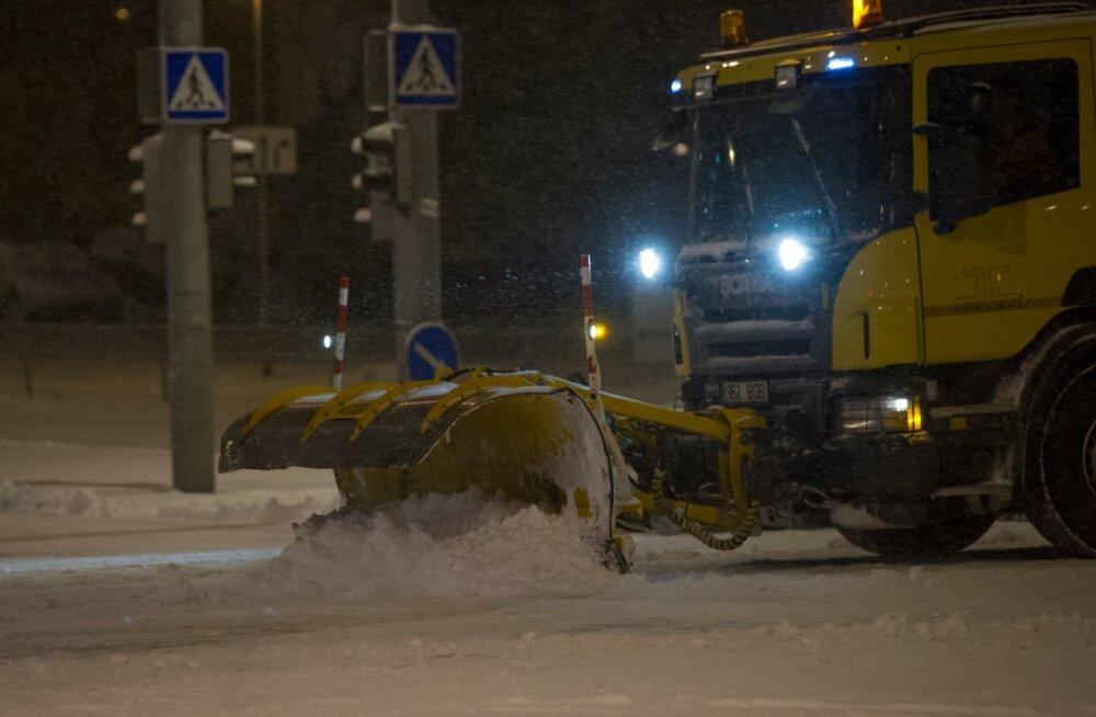 Kas Eesti teed on teie meelest hästi hooldatud?