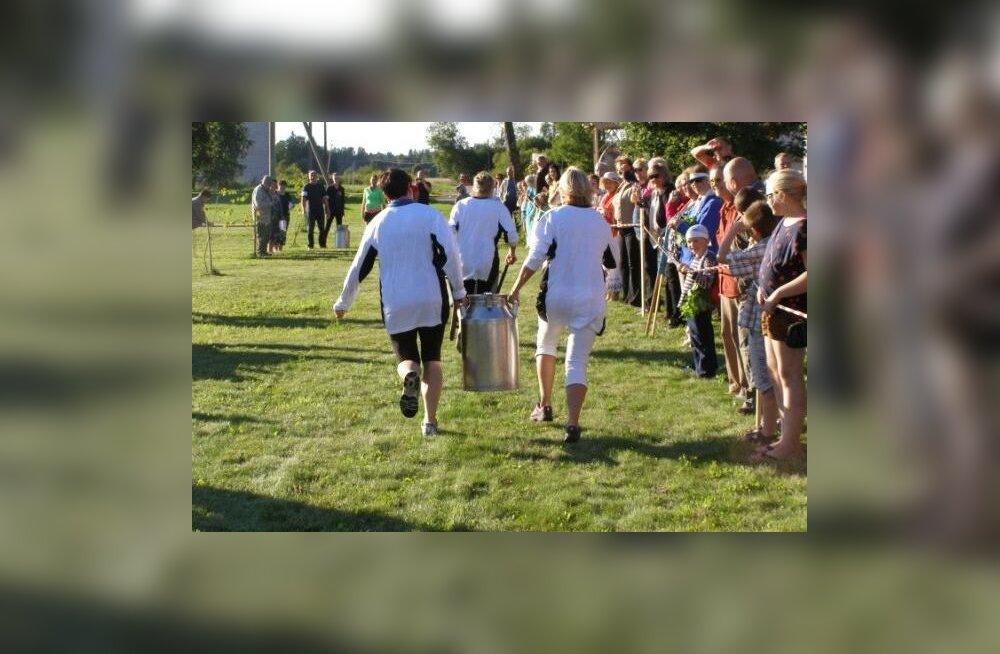 Are valla küladepäeval lustis 400 inimest