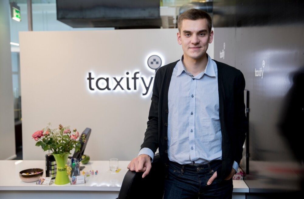 Margus Villig, Taxify