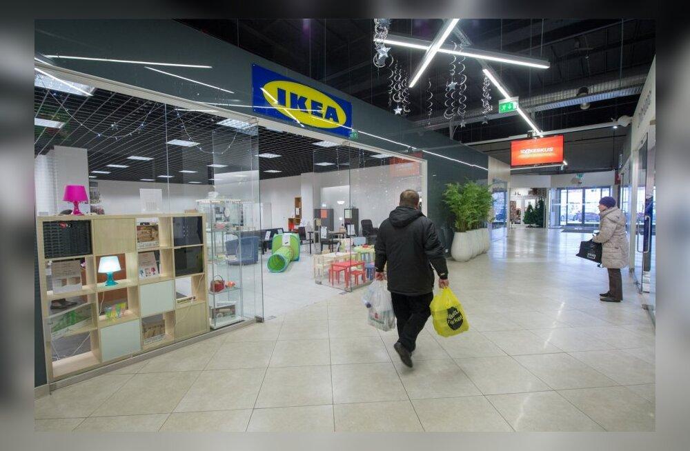 IKEA Lasnamäe Idakeskuses