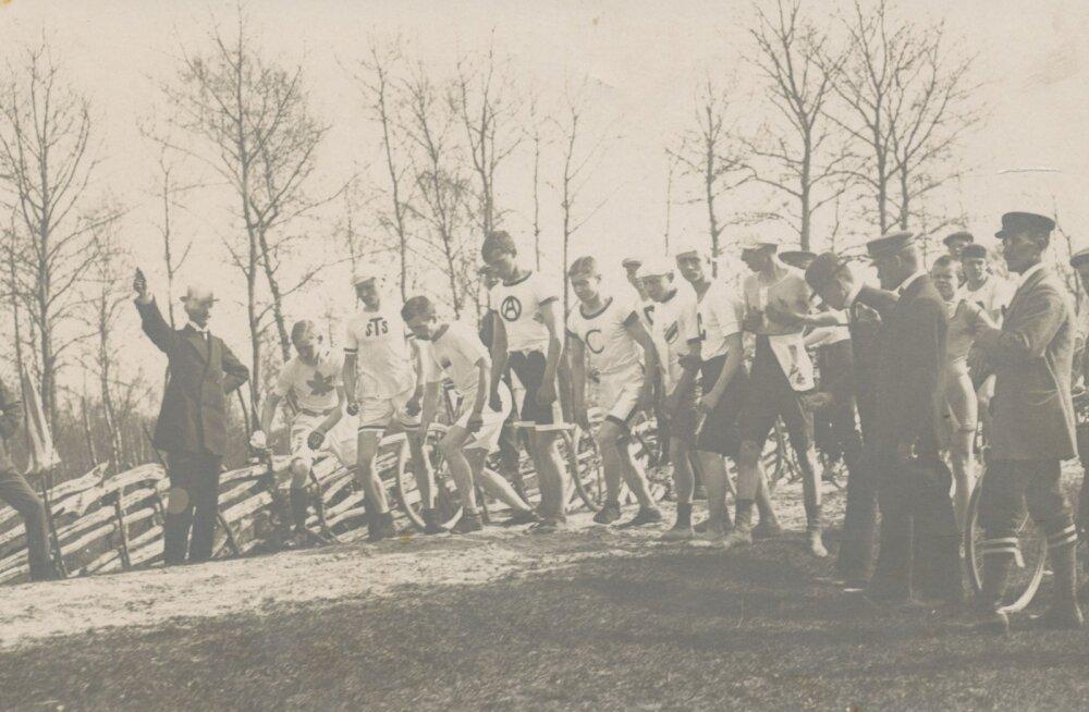 Eesti maratoni ajalugu tehti 105 aastat tagasi ja tehakse taas
