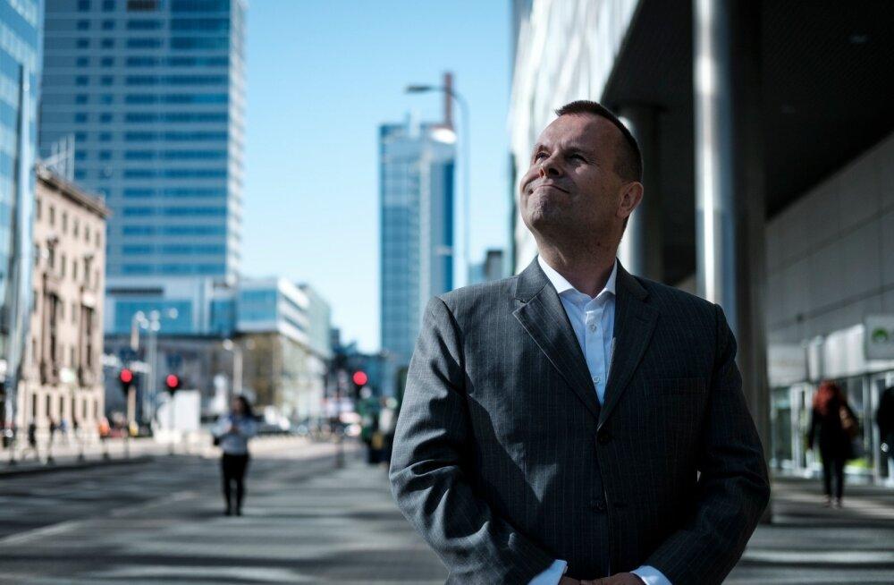Prisma Eesti endine juht Janne Lihavainen hakkas juhtima Soome emafirma SOK arendusüksust.