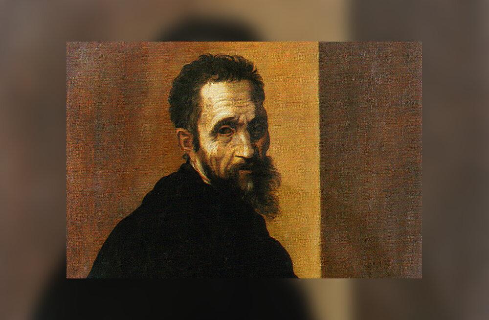 Elu lõpus peaaegu invaliid: Michelangelo ohverdas kunstile käed