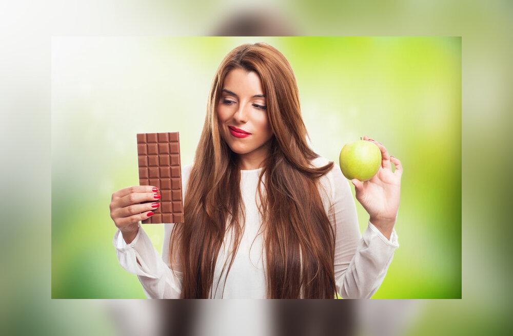 Kuidas leida toitumisviis, mis aitab kaalust alla võtta?