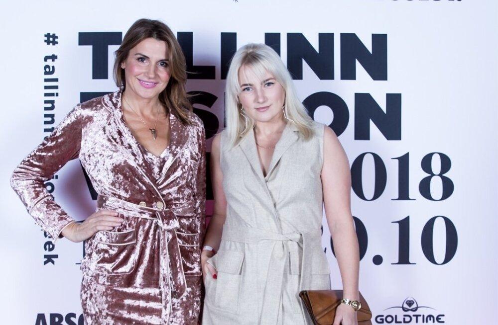 Tallinn Fashion Week sügis 2018, esimese päeva seltskond