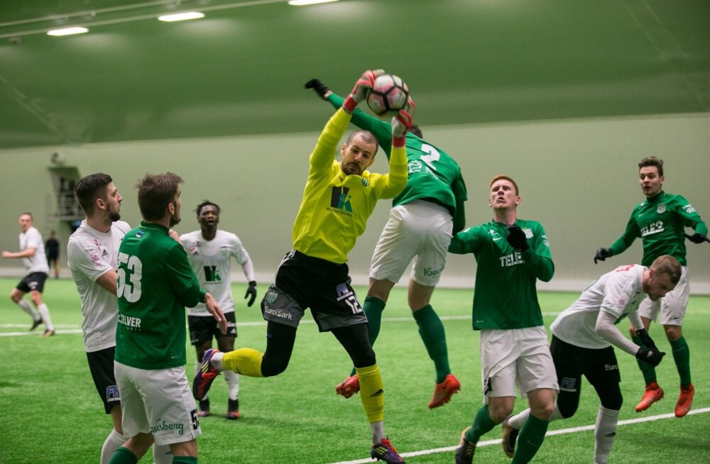 Taliturniir FC Flora vs FCI Levadia
