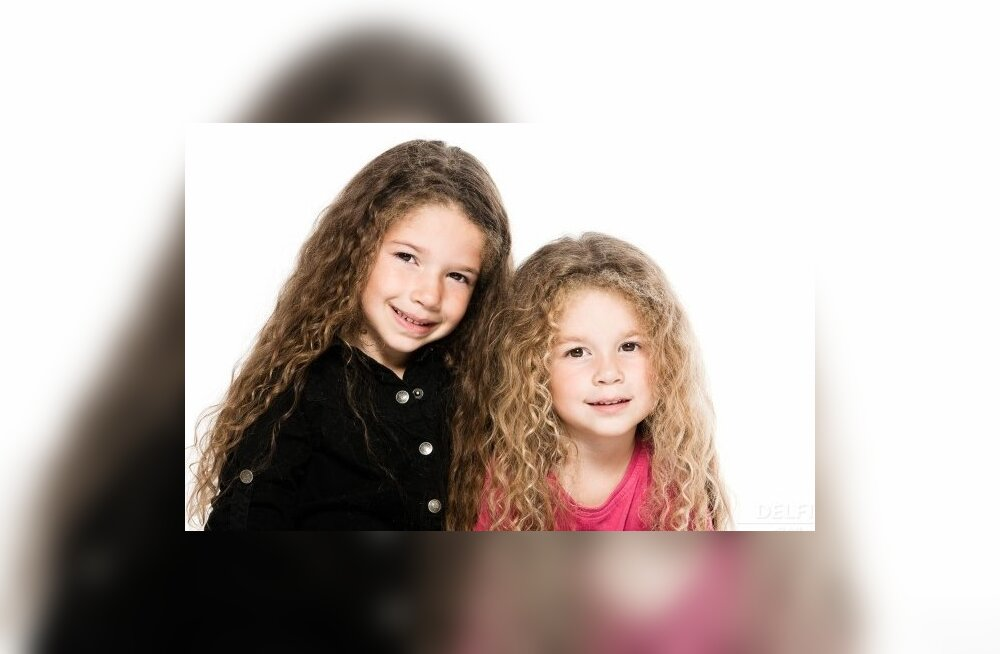 Kõige õnnelikumad on perekonnad, kus kasvab kaks tütart