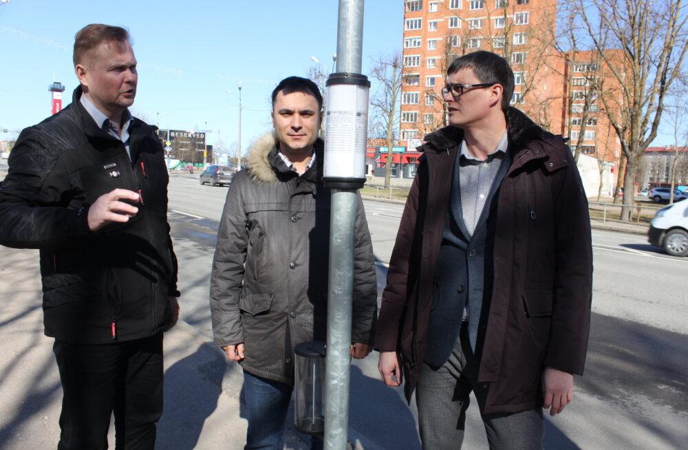 В Нарве утвердили новое автобусное расписание на целый год