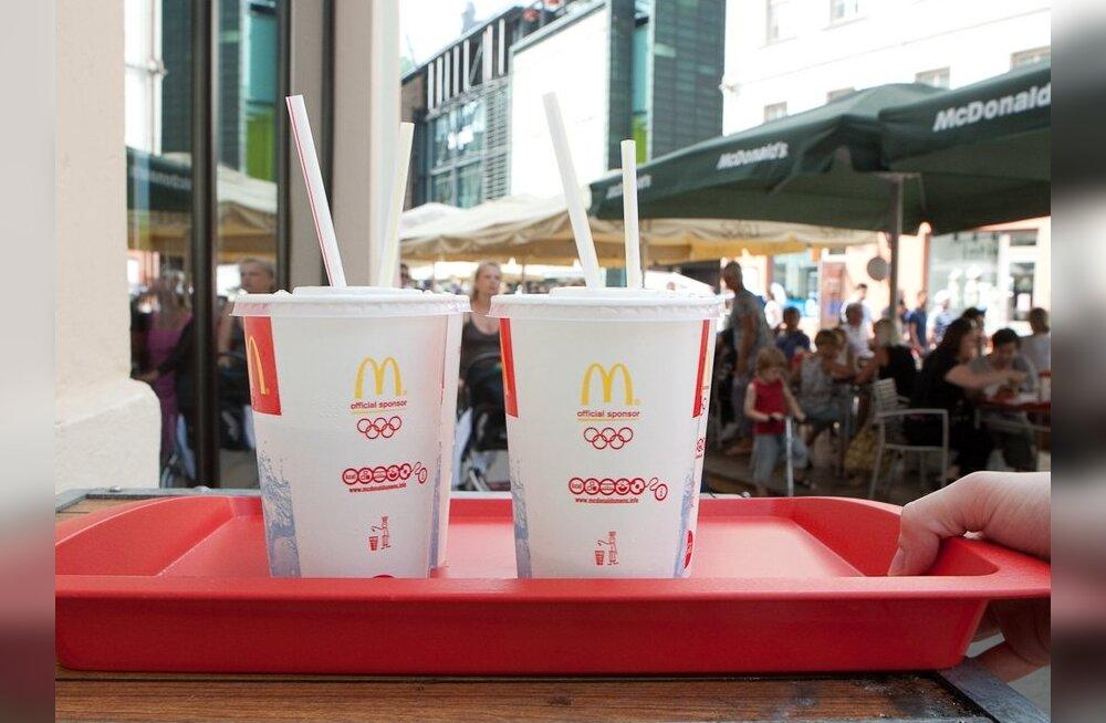 Fixor Invest jäi ilma hoonestusõigusest McDonald'si kinnistule