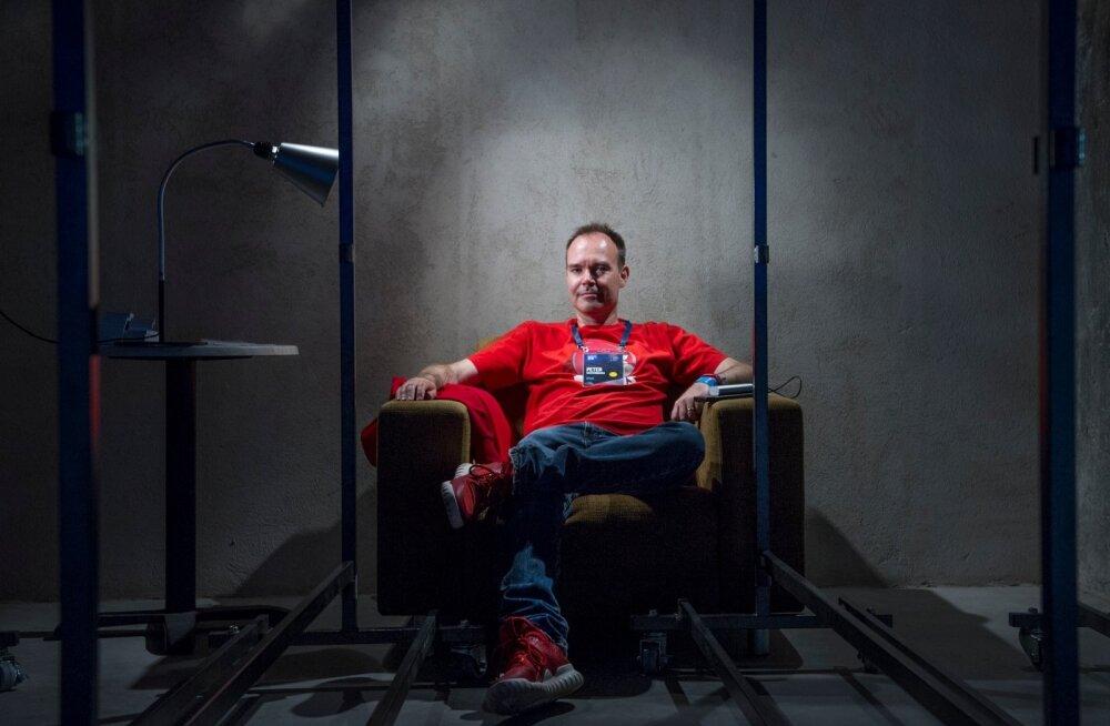 Peter Vesterbacka.Rovio
