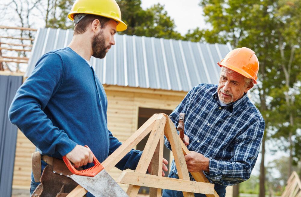 Ehitustegevus ei ole igameheõigus ehk naabrimehele maja ehitada ei tohi