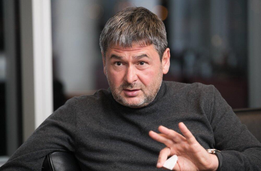Oleg Ossinovski: Rail Baltic võiks olla oluliselt kiirem ja sirgem