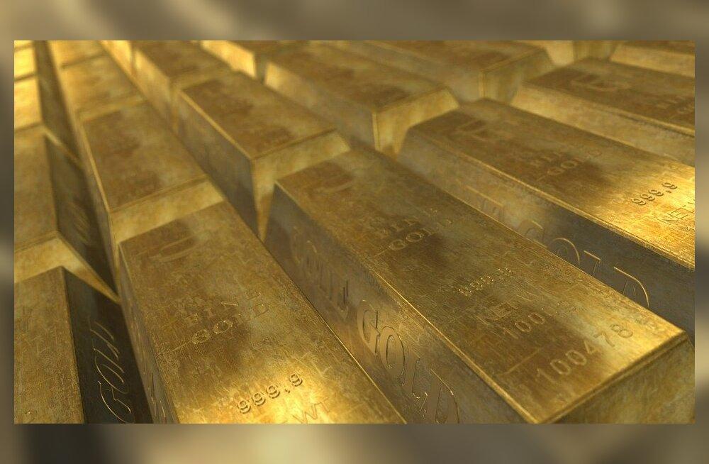 Kulla salapärane tekkelugu   Kaevates üles kogu maapõues olev kuld, saaks kogu maakera pinna katta umbes 30 cm paksuse kullakihiga!