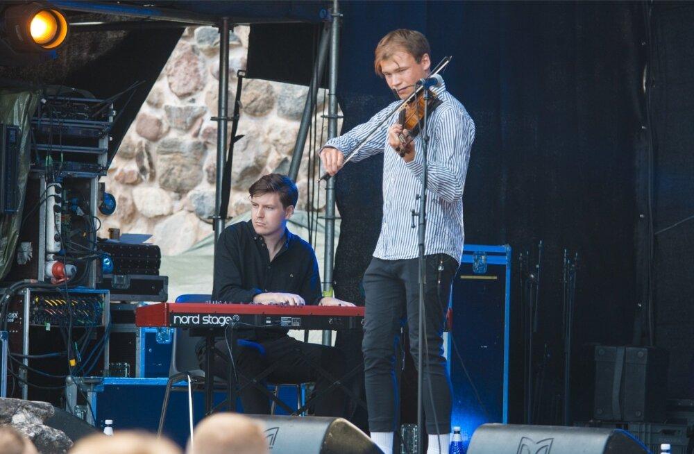 XXVI Viljandi pärimusmuusika festival teine päev