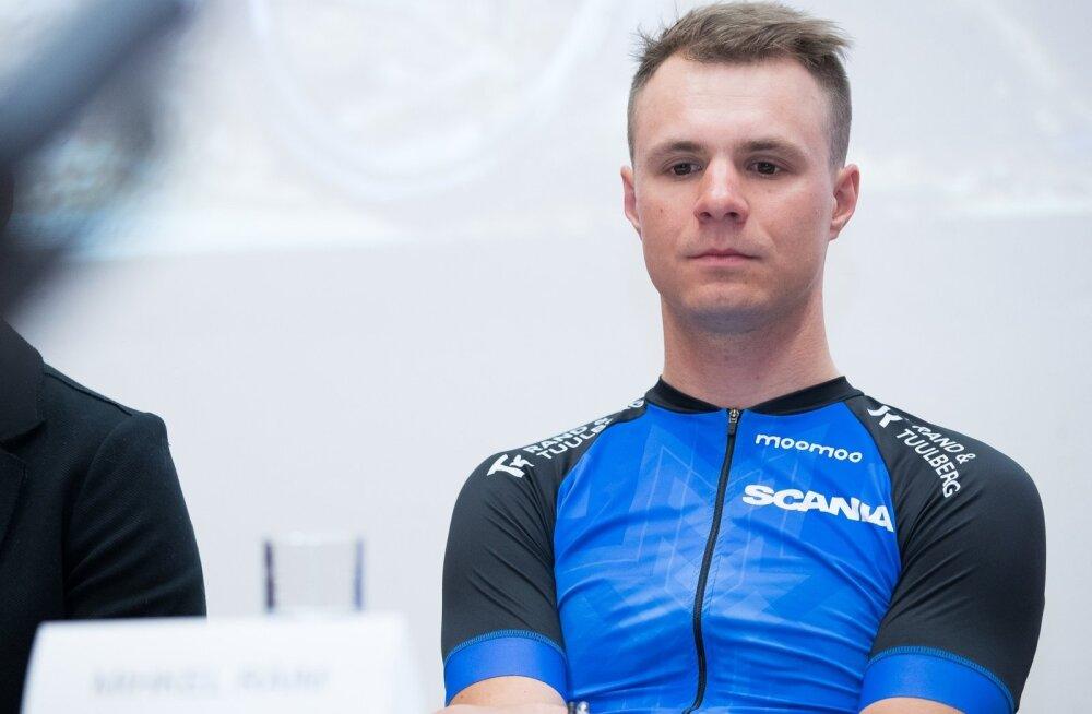 VIDEO | Mihkel Räim võitis Korea velotuuri teise etapi
