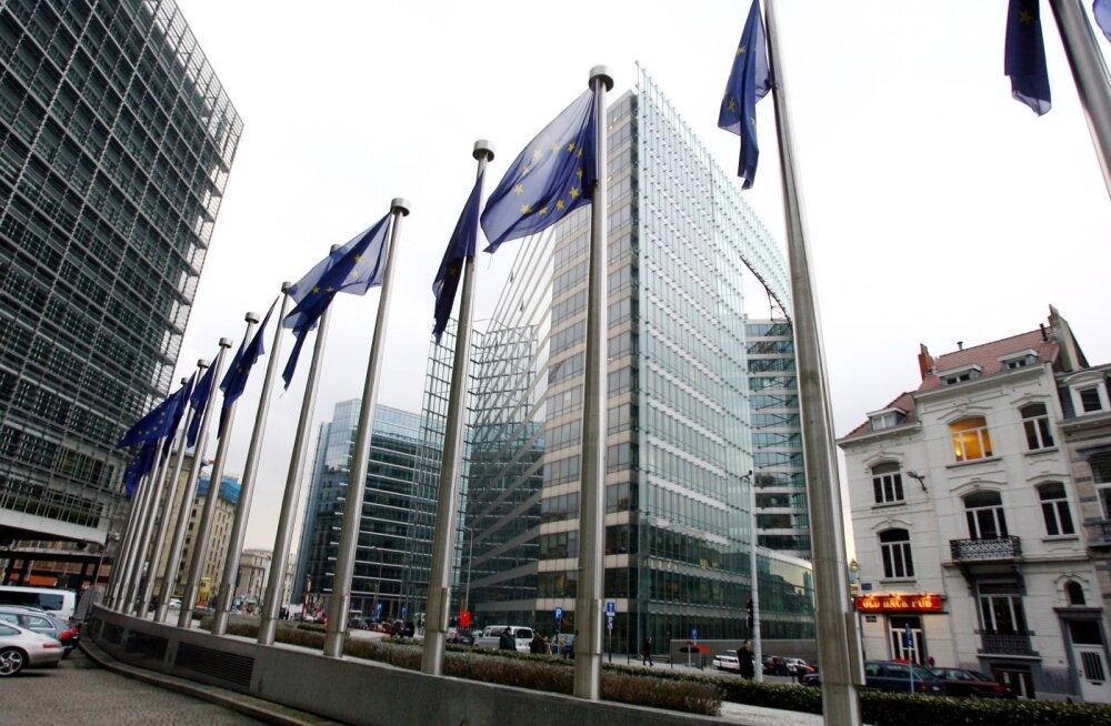 Еврокомиссия: дефицит бюджета Эстонии выйдет за установленные рамки
