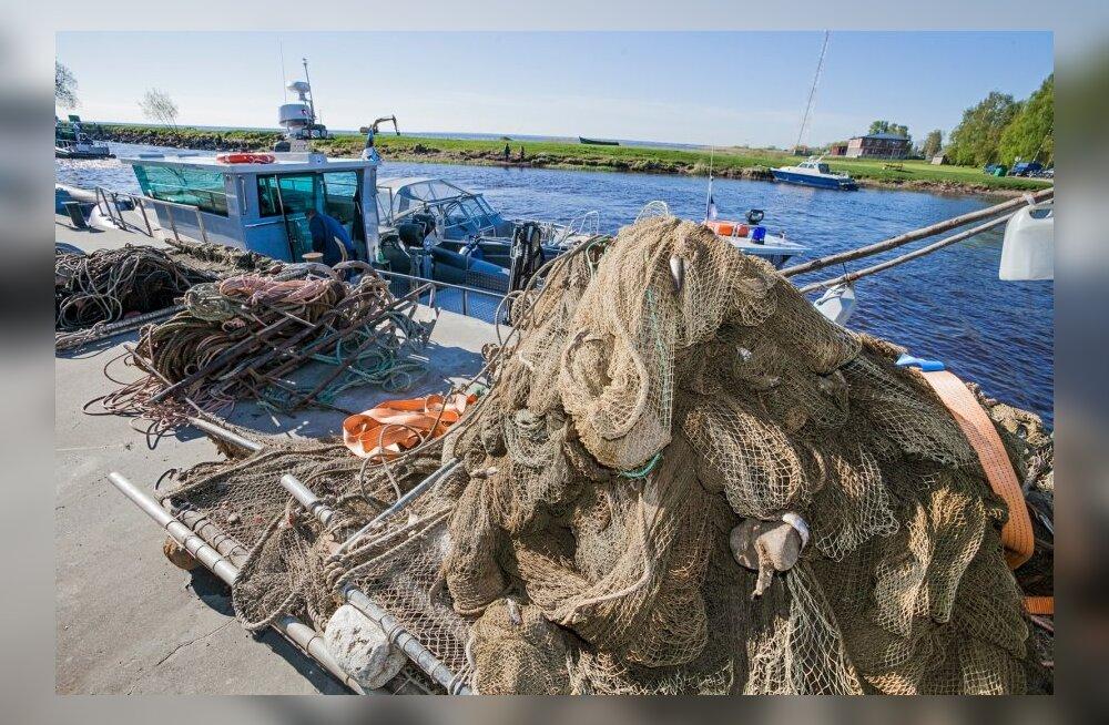 Kalurid saavad toetust kaasaegsemate püügivahendite soetamiseks