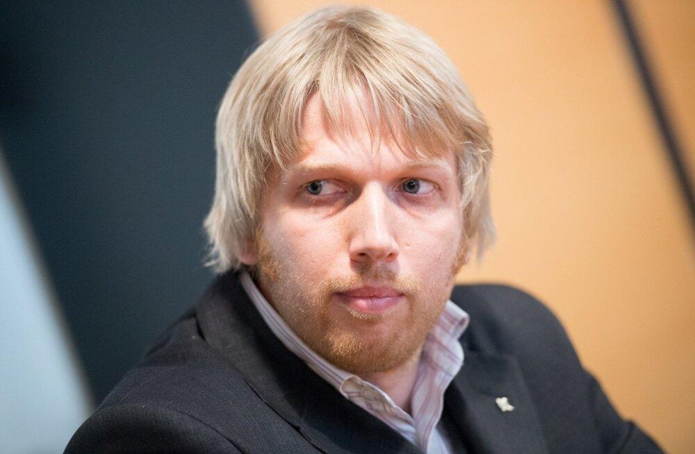Riigikogu arutab VEB Fondi kahjude hüvitamist