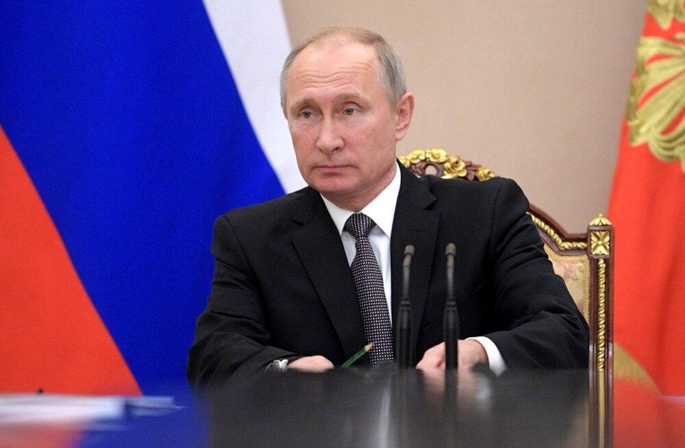 Putin: Venemaa rahvuslik prioriteet 21. sajandil on Kaug-Ida arendamine