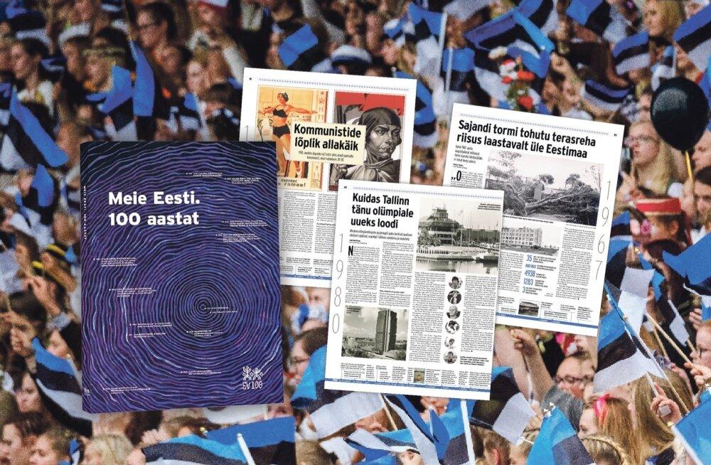 Lood annavad laia pildi oludest, inimestest, Eestimaast ning põikavad nii minevikku kui ka tulevikku.