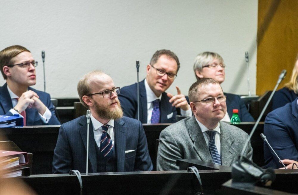 Teisipäeval toimus Harju maakohtus Tallinna Sadama altkäemaksuprotsessi eelistung.
